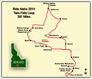 Ride Idaho 2014