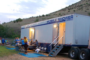 Ride Idaho Shower Service