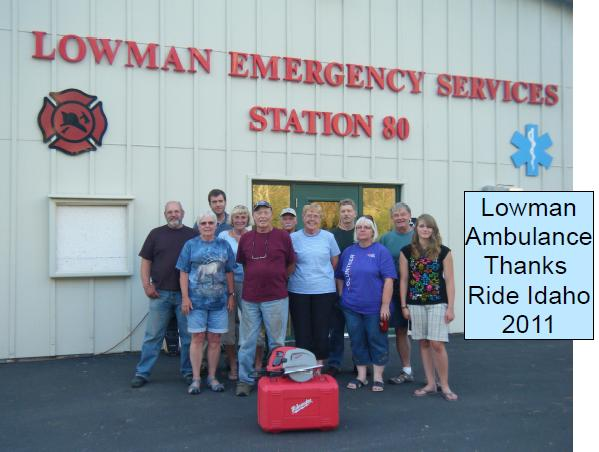 Lowman Emergency Services