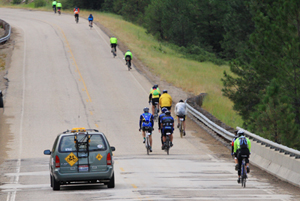 Ride Idaho SAG Support