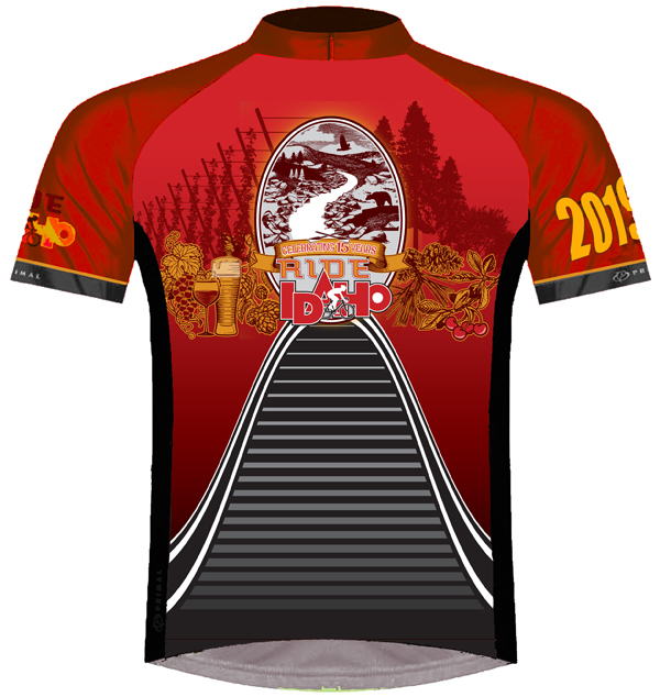 Ride Idaho 2019 Jersey